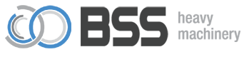 BSS heavy machinery Logo